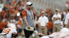 Tom Herman using bacon and embarrassment to motivate players after 'worst three-year stretch in Texas history'