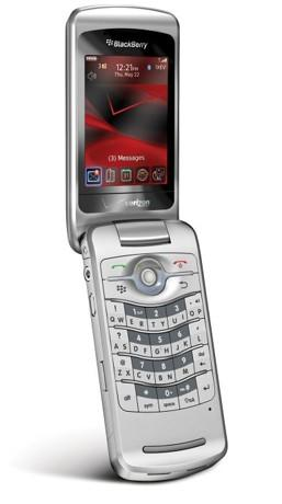 Verizon gets official with 3G BlackBerry Pearl Flip 8230: $129.99 on June 19th