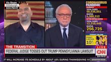 Pennsylvania Lt. Gov. on 'sad and demented' Trump loss in court: 'LOL'