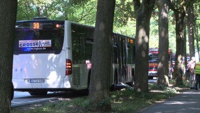 Verletzte in Lübeck bei Gewalttat in Linienbus