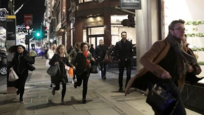 How An 'Altercation' Between Two Men Turned Black Friday Into Mass Panic On London's Oxford St