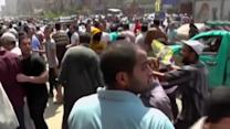 Two killed as Friday prayers turn violent in Egypt