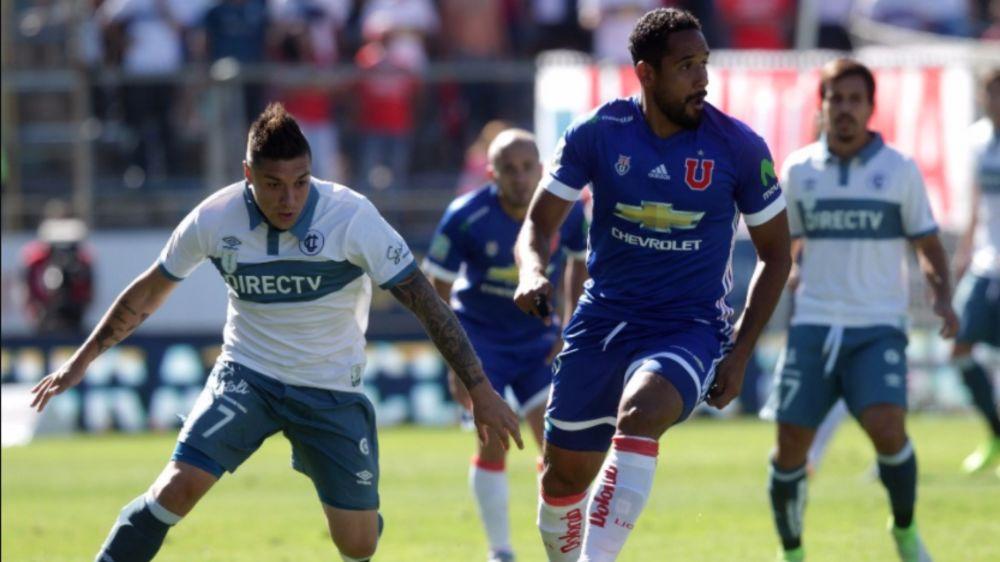 Beausejour y Herrera condenaron el arbitraje del clásico