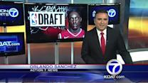 Tony Snell awaits NBA draft selection