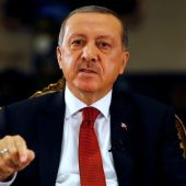 Erdogan says Turkey's military to be restructured after abortive coup