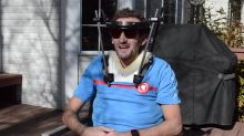 Tim Don: how the fastest ever Ironman shook off a broken neck to keep on running