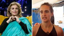 """Iva Zanicchi contro Carola Rackete: """"Vorrei mandarla a..."""""""