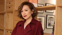 Sheren Tang enjoys single life