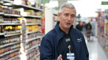 Why Wall Street isn't sweating Walmart losing US CEO Greg Foran