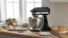 This never happens, but right now you can save $150 on a classic KitchenAid mixer
