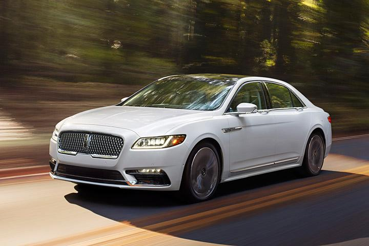 here s how much the 2017 lincoln continental will cost