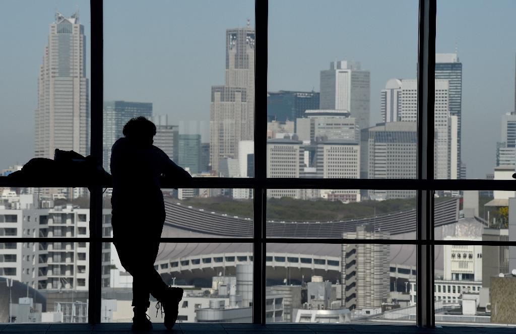 Ghosn's case has highlighted how the Japanese system differs from western business norms, analysts say (AFP Photo/TOSHIFUMI KITAMURA)