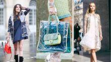 5大雨天穿搭法則、PVC攻略!讓你無懼下雨,依然穿得很美、很美