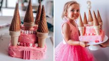 The $20 cake hack perfect for a princess