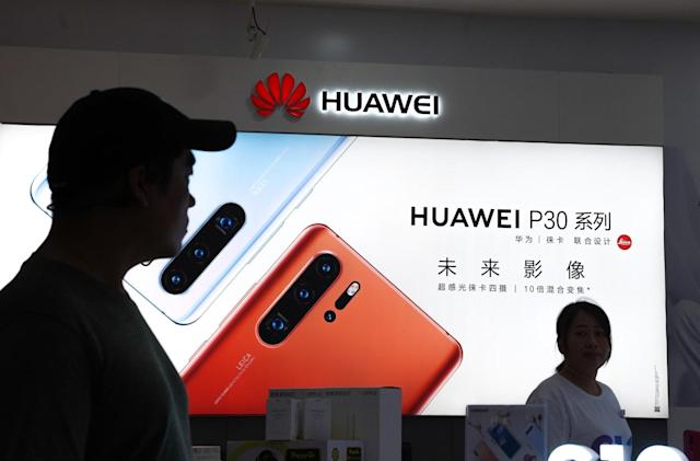 US may soften ban on Huawei to help existing users