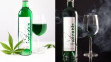 Empresa lança vinho com infusão de maconha