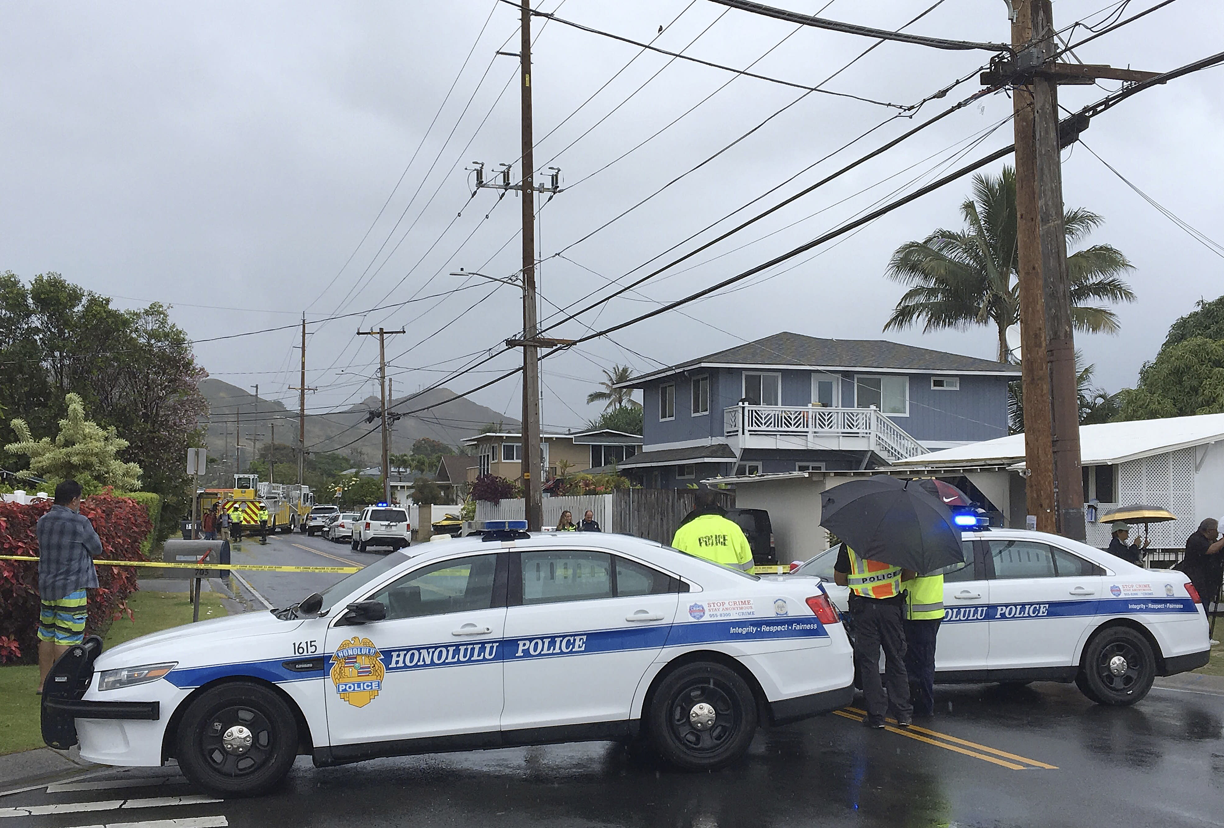 The Latest: Hawaii lawmaker seeks helicopter restrictions
