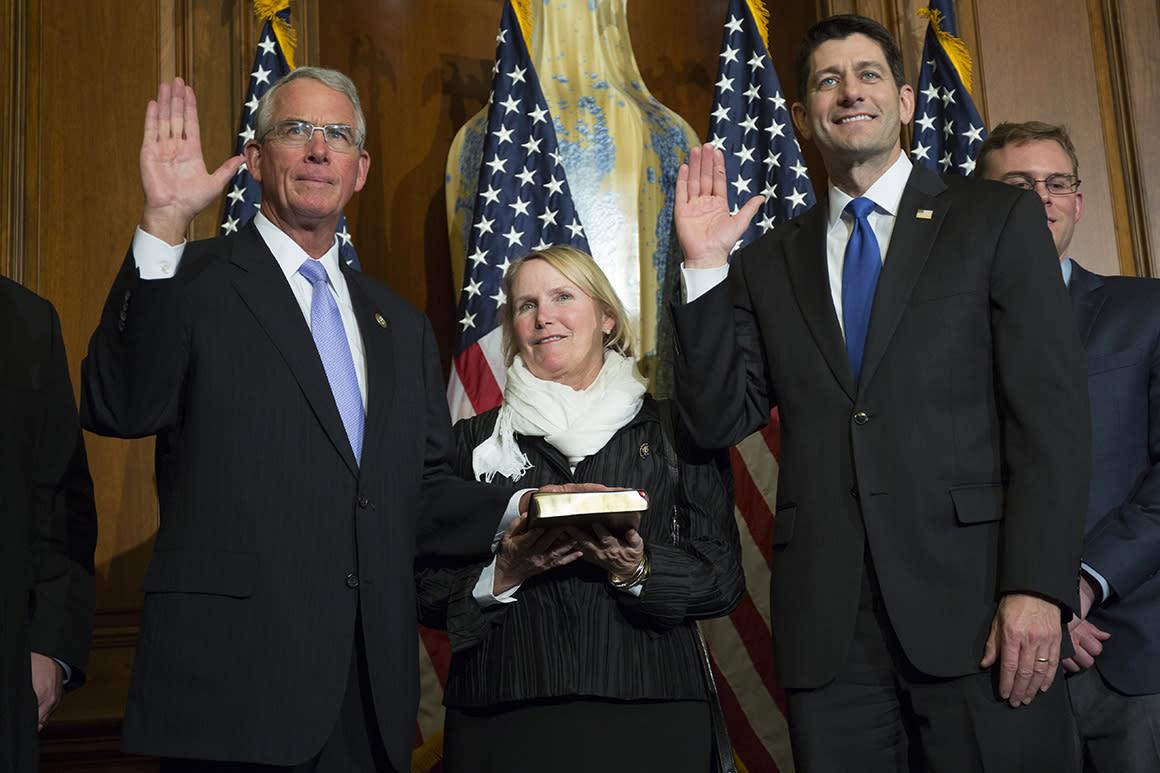 Rep. Francis Rooney kicked off GOP Steering Committee