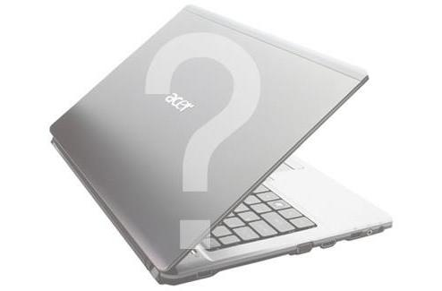 Acer developing 'ace in the hole' ultrathin, putting MacBook Air on notice