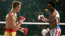 'Rocky IV' stars Dolph Lundgren and Carl Weathers reunite for 'rematch'