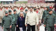 General en retiro venezolano llega a Estados Unidos desde Colombia custodiado por la DEA