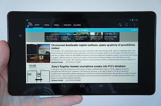 New Nexus 7 gets update to fix buggy multitouch (update: and wonky GPS, too)