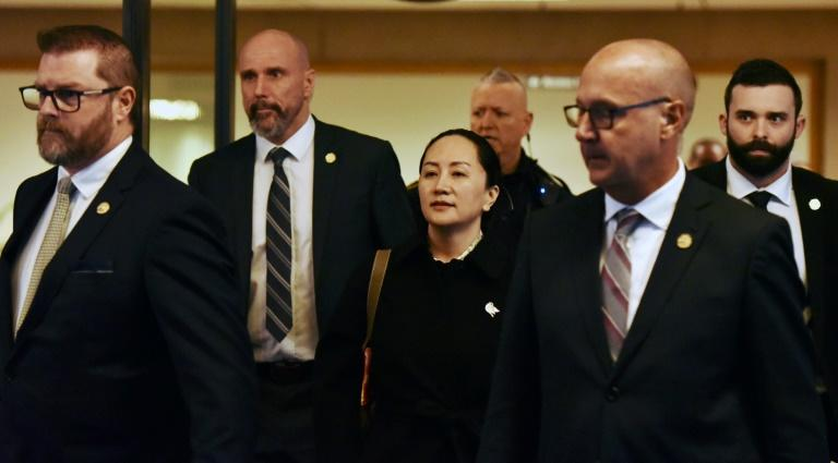 Chinese Foreign Ministry urges Canada to release Huawei executive