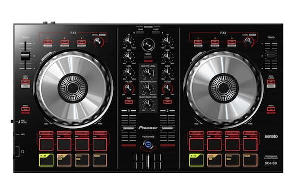 Pioneer's $299 DDJ-SB controller lets you spin records on the cheap (video)