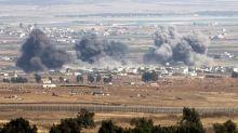 Decenas de civiles muertos en bombardeos de la coalición internacional en Siria