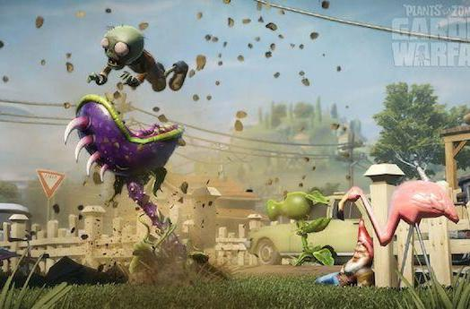 Microtransactions march toward PvZ: Garden Warfare