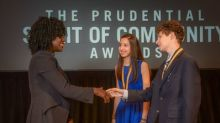 Alexander Fultz of Pineville, North Carolina named one of America's top 10 youth volunteers of 2019