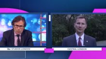 Robert Peston Apologises For Asking Jeremy Hunt About Childhood Death Of His Sister