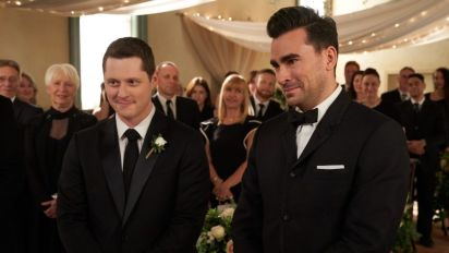 'Schitt's Creek' Series Finale: Dan Levy Talks Ending On A High Note, Tearful Goodbye And Authentic LGBTQ Representation