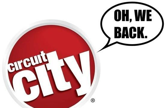 Circuit City puts DIVX patents up for sale, anyone in need of a failed disc format?