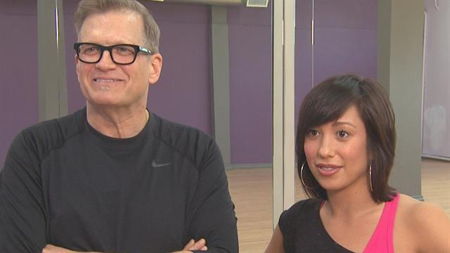 ET Now: Why DTWS Pro Cheryl Burke is Worried About Drew Carey
