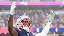 Devin McCourty dedicates first interception to James White with on-field tribute