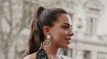 Paula Ordovás tiene el truco DEFINITIVO para sacar el máximo partido a un vestido largo si eres una chica 'bajita'