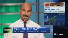 Call of the Day: McDonald's upgraded to buy