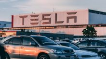 Tesla stock rally: shares rise with the stock market