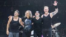 Metallica: turnê é adiada para dezembro