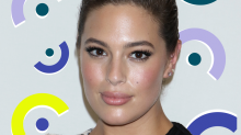 Ashley Graham Used Bagels To Make A Bra