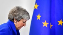 British PM May resigns, paving way for Brexit confrontation with EU