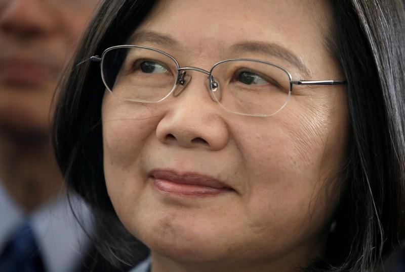 China sails carrier group through Taiwan Strait as election campaign picks up pace