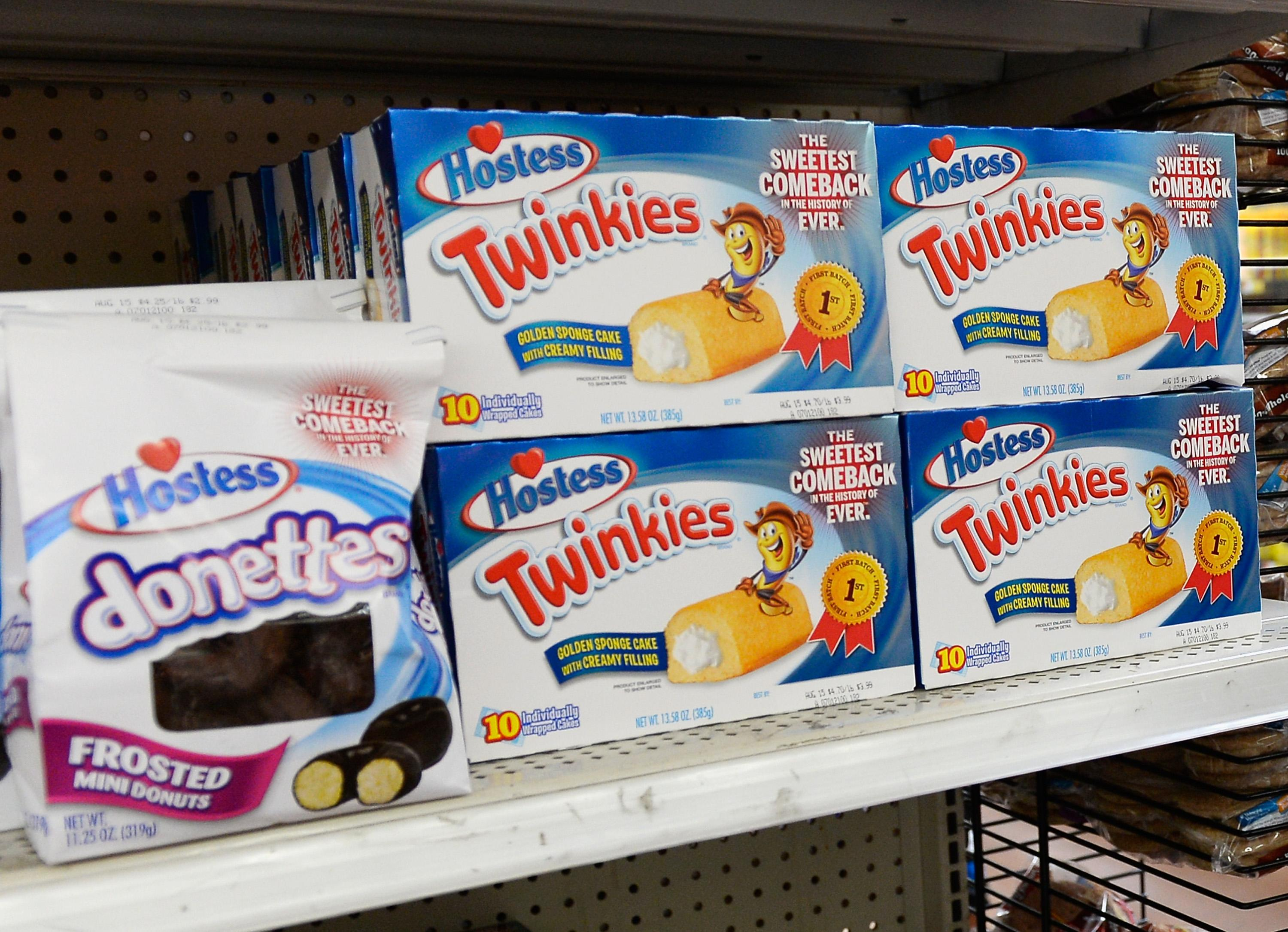 Coronavirus outbreak may have unleashed panic buying of Hostess Twinkies and Ding Dongs