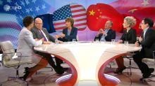 """""""Maybrit Illner"""": Zwischen den USA und China – Ist """"Europa first"""" die Lösung?"""