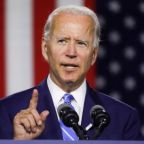 Trump wants schools open so voters will give him high marks, Biden says