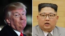 North Korea describes Donald Trump's 'bigger nuclear button' Twitter claim as 'spasm of lunatic'