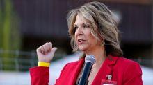 Republican split widens as Donald Trump intervenes in party elections in Arizona