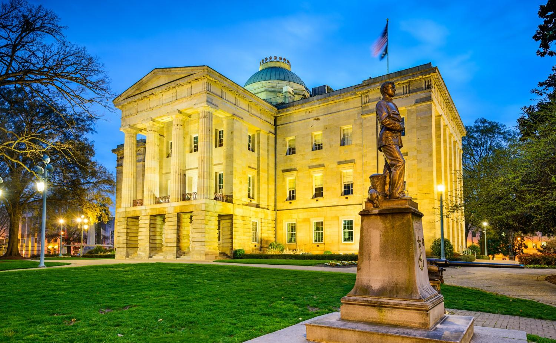 North Carolina's Lt. Governor Launches Blockchain Initiative