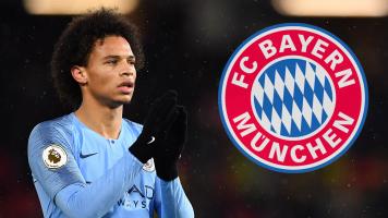 FC Bayern prüft offenbar Transfer von Manchester Citys Leroy Sane